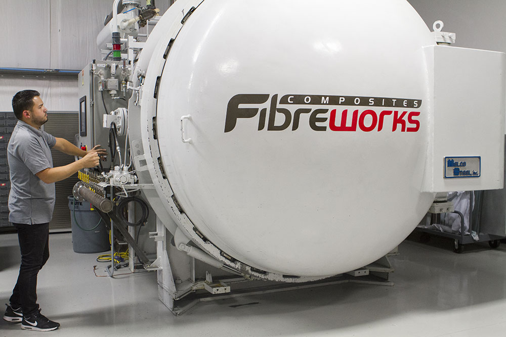 Fibreworks Composite Machining