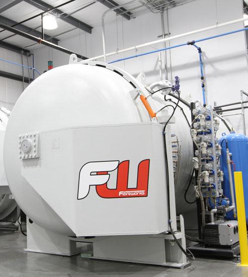 Fibreworks Composite Facility